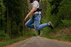 Jump Moravian Karst