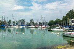 Balaton port