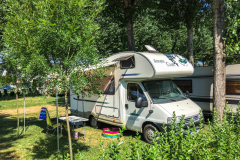 Balaton Zamardi campsite