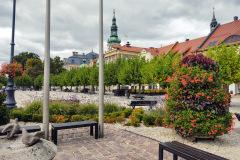 main square Pszczyna