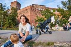 Cracow Wawel Castle