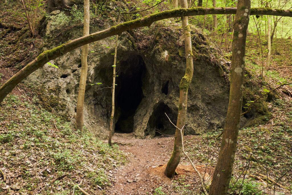 Ghost Cave in Moravian Karst