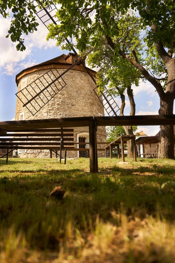 Rudice windmill