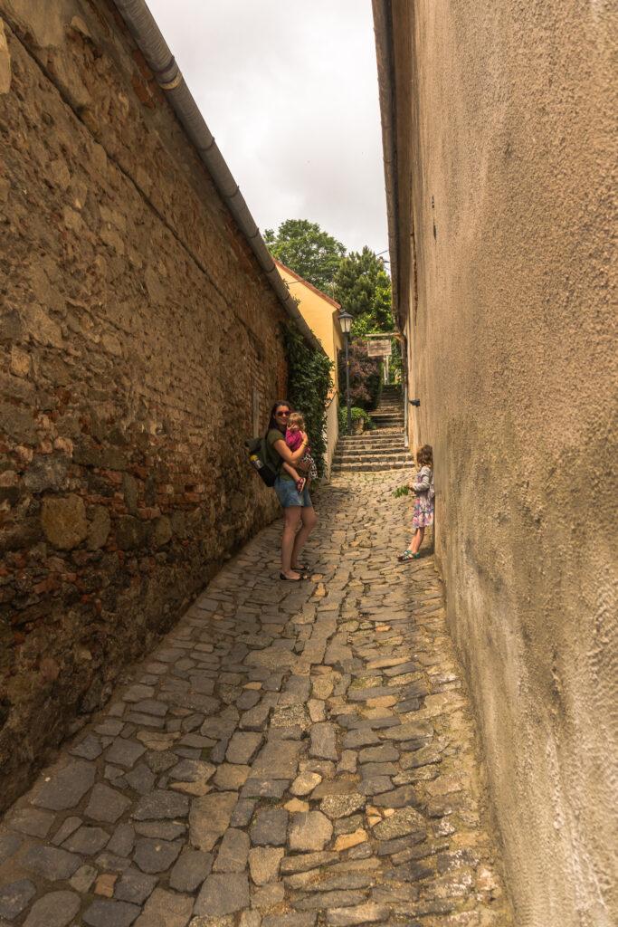 Trebic Jewish quartier