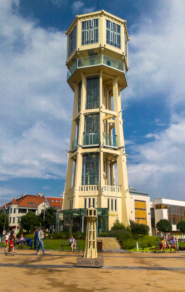 Siofok Water Tower
