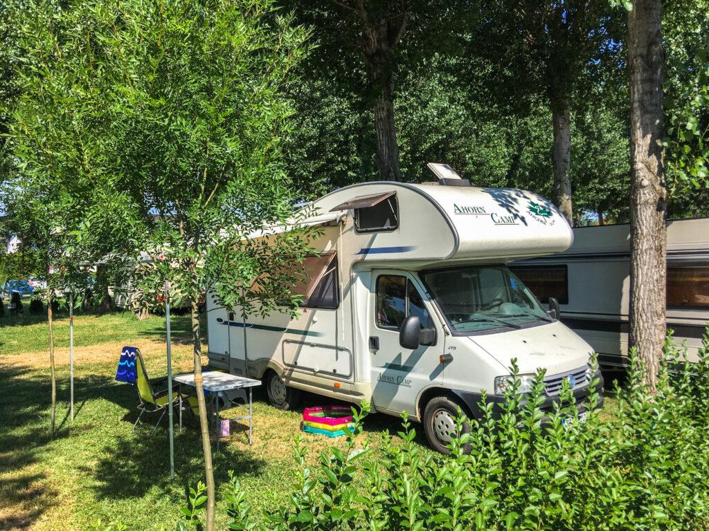 Balaton Campsite Zamardi