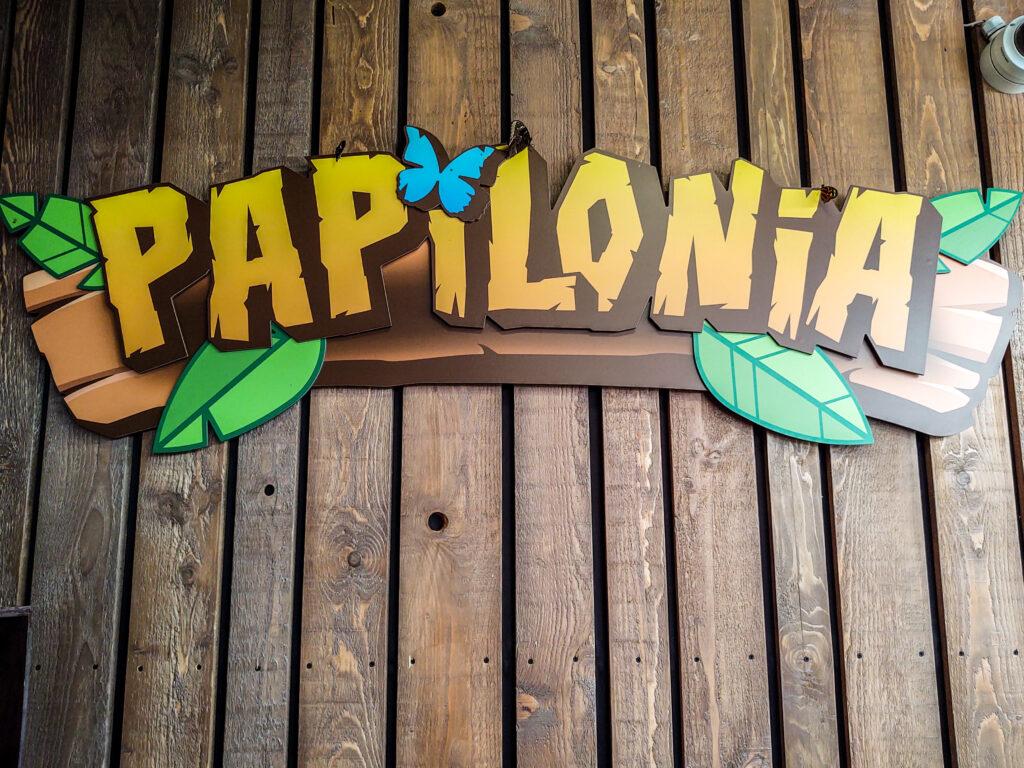 Papilonia logo