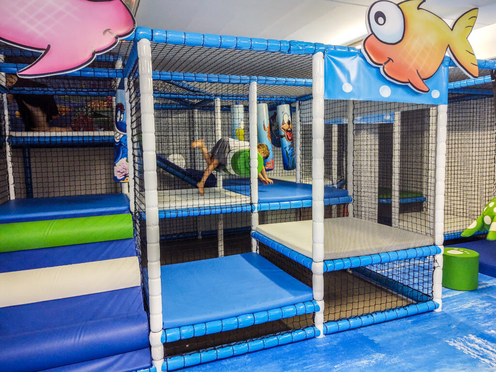 Slavkov indoor playground Vlnka