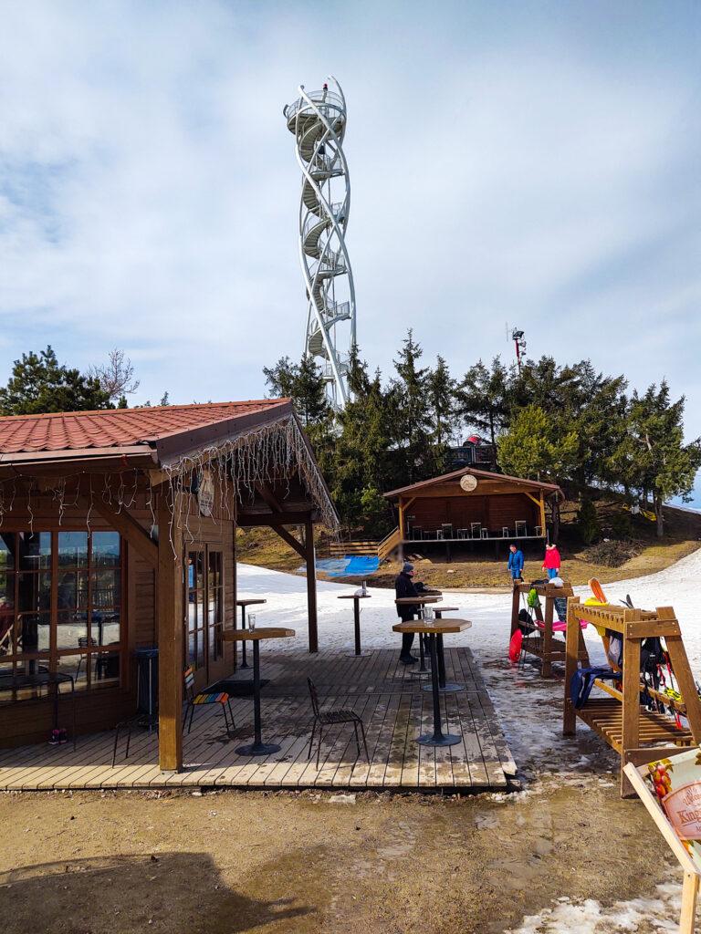 Ski Fajtuv Kopec, Observation Tower