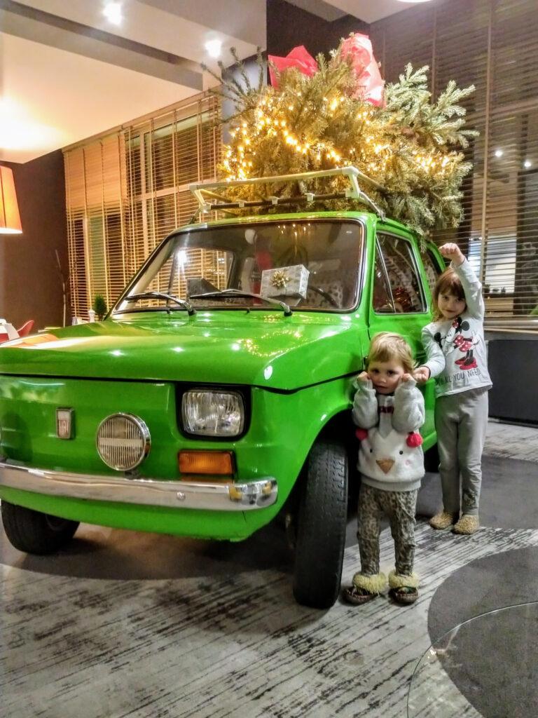 Fiat 126P - Maluch