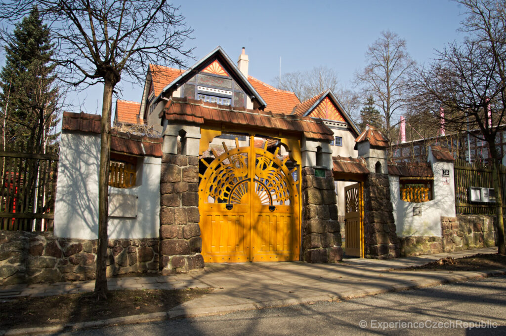 Brno - Jurkovic's House