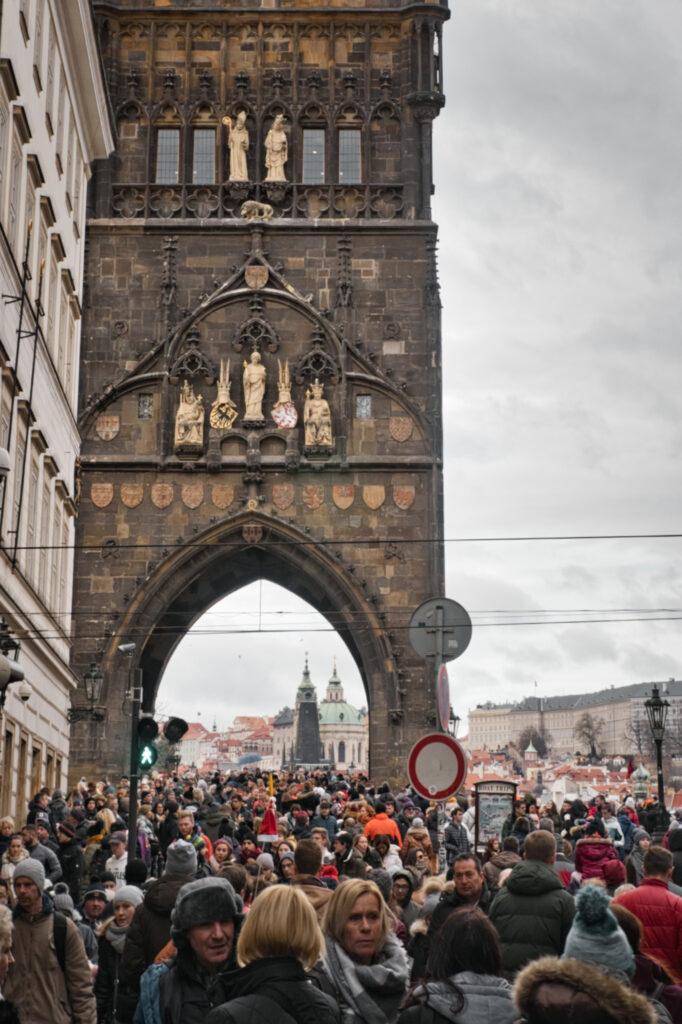 Charles Bridge -Prague