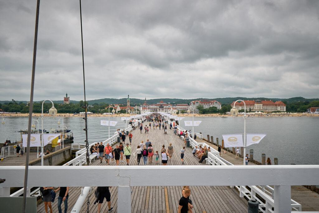 Sopot's Pier
